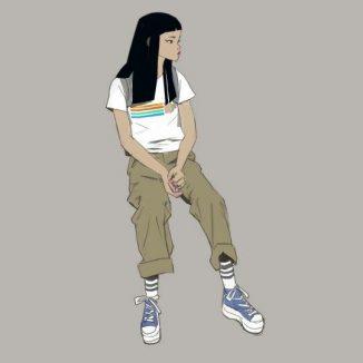 รูปการ์ตูนผู้หญิง